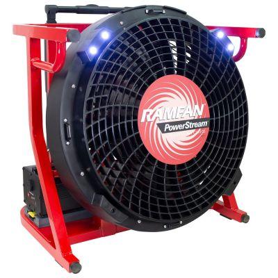 Ventilateur à accus RAMFAN EX150Li