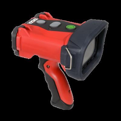 Wärmebildkamera LEADER TIC 3.3, 3 Farbschemen Fire/Search/Inverse, Video, Foto, Laser