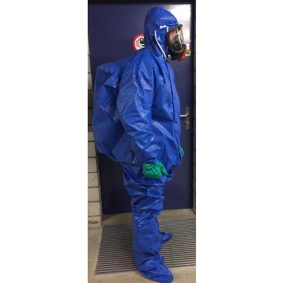 Combinaison de protection PROTEC MAXX bleu