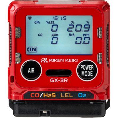Détecteur multi-gaz GX-3R
