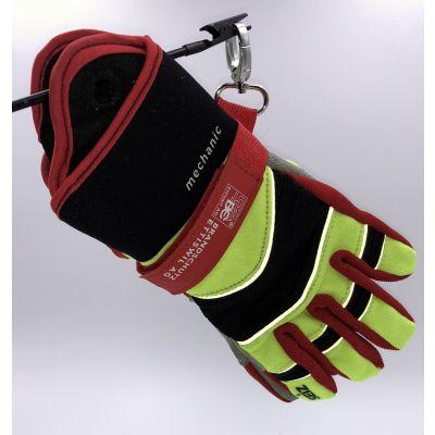 BE Support pour gants avec mousqueton