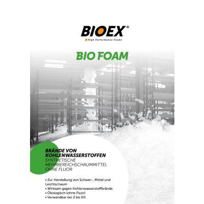 BioFoam 15,100 % biologisch abbaubar und fluorfrei