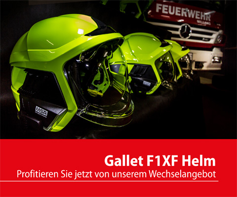 Action - Casque Gallet F1 XF